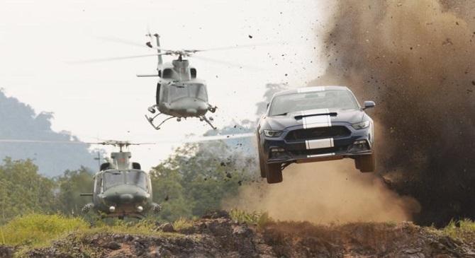 汽车领地:《速度与激情9》汽车背后的故事